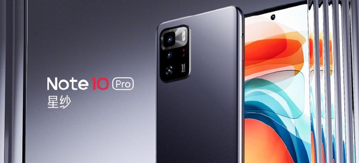 Redmi Note 10 Pro 5G passa por teste de durabilidade em novo vídeo