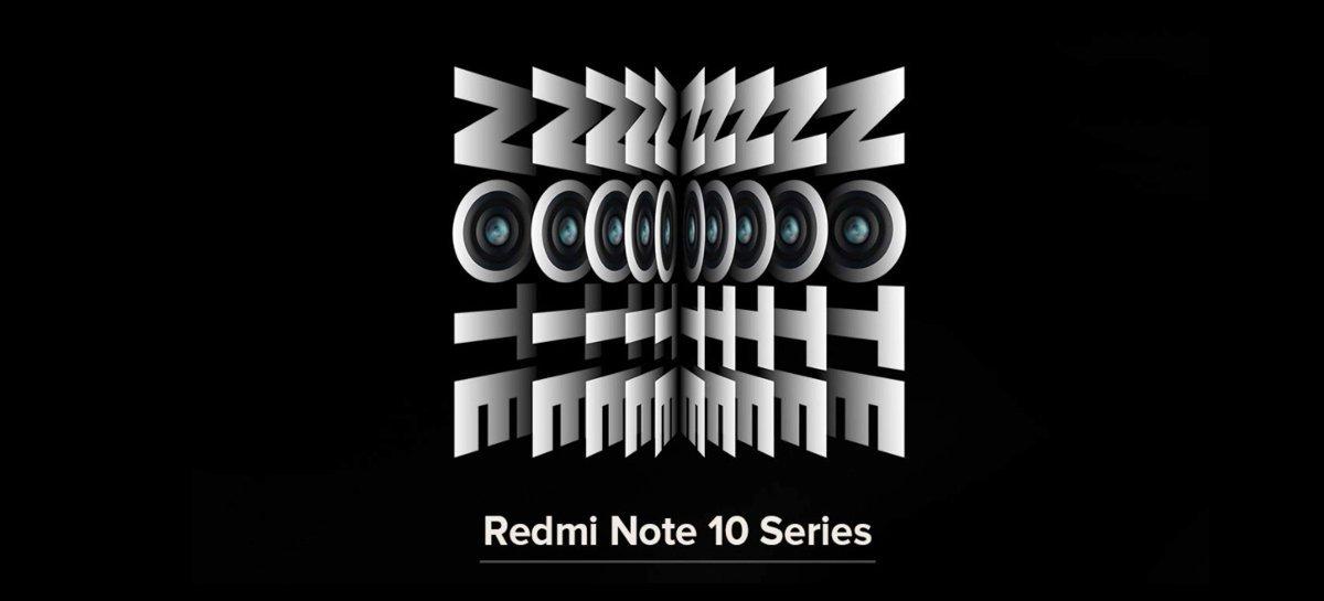 Redmi Note 10 virá com Snapdragon 678, tela AMOLED, 5.000mAh e câmera de 48MP