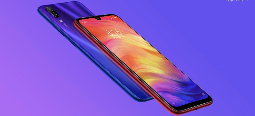 Redmi Note 7 tem resistência contra água, CEO da Xiaomi revela em rede social