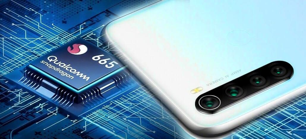 Oficial: Redmi Note 8 vai ter SoC Snapdragon 665 e câmera 48MP