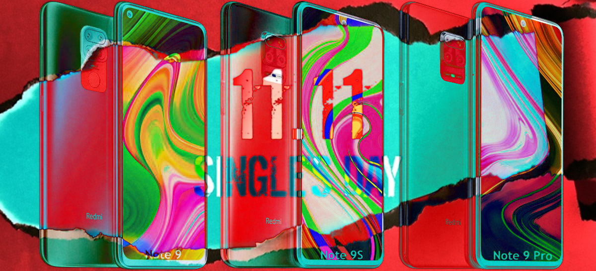 Redmi Note 9, 9S e 9 Pro a partir de US$159 na Banggood - CUPONS SÓ PARA O BRASIL!