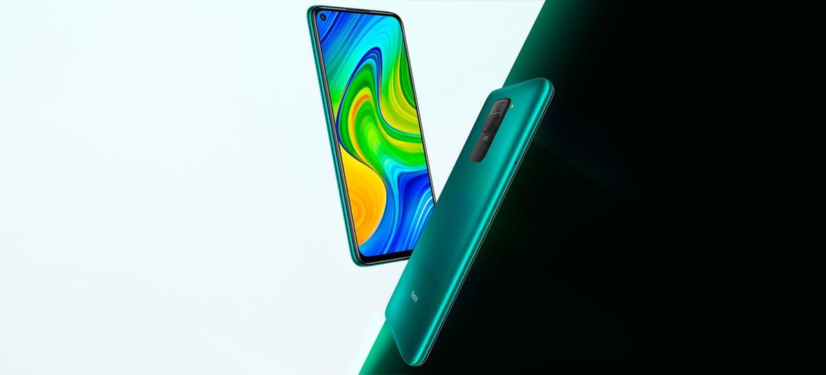 Redmi Note 10 tem design revelado em imagens vazadas