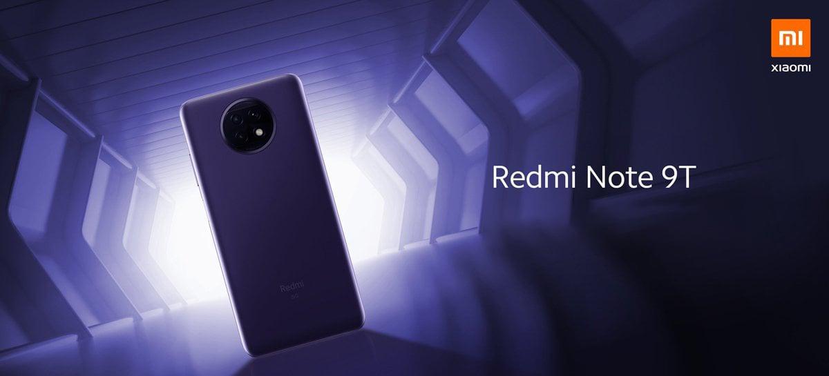 Redmi Note 9T recebe atualização MIUI 12.5 baseada no Android 11