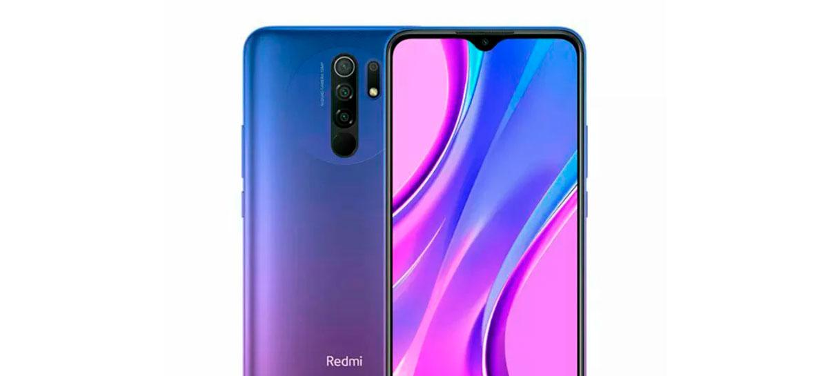 Redmi 9: vazam especificações e preço do celular da Xiaomi