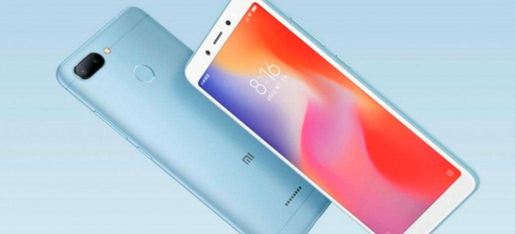 Xiaomi anuncia Redmi 6 e Redmi 6A, smartphones do segmento de entrada
