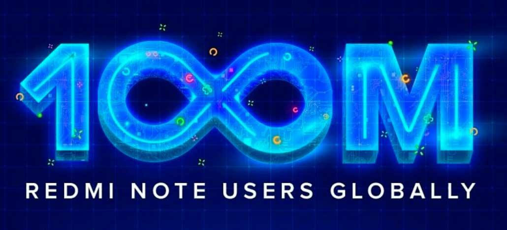 Xiaomi já vendeu mais de 100 milhões de celulares da linha Redmi Note