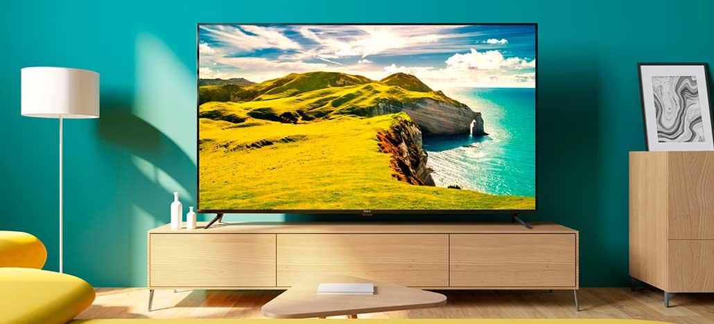 Redmi TV, de 70 polegadas, vende mais de 15000 unidades em 15 minutos