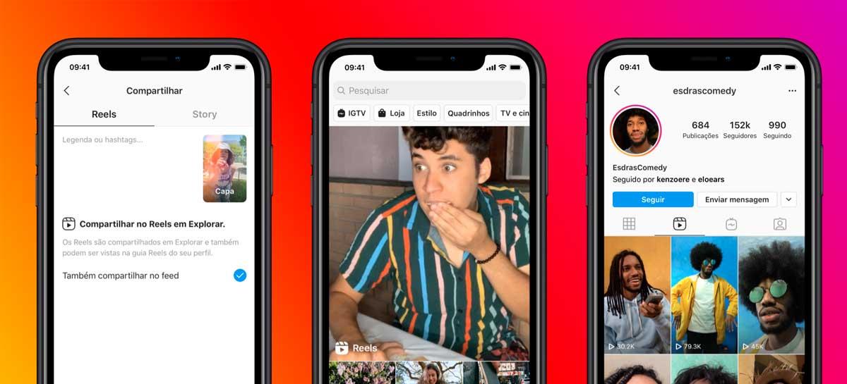 Como usar o Reels do Instagram? Veja como funciona o concorrente do TikTok