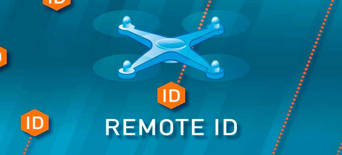 REMOTE ID para DRONES - Vai mudar tudo se proposta for aceita sem alterações