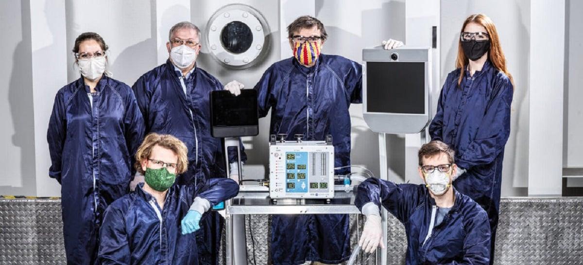Cientistas da NASA criam respirador para pacientes do Coronavírus