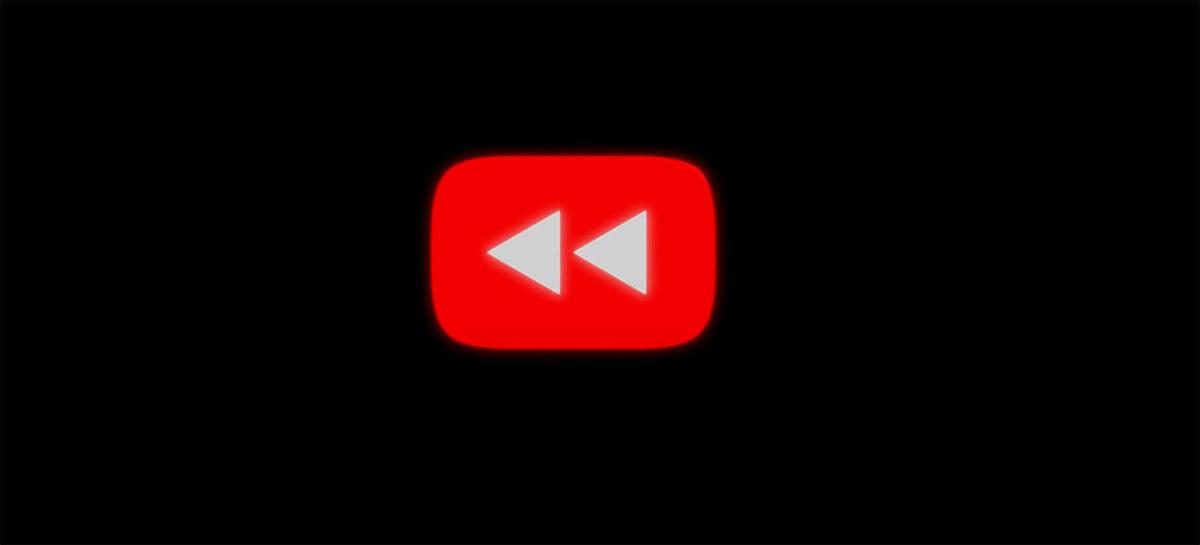 Nada de Rewind: YouTube cancela vídeo de retrospectiva em 2020