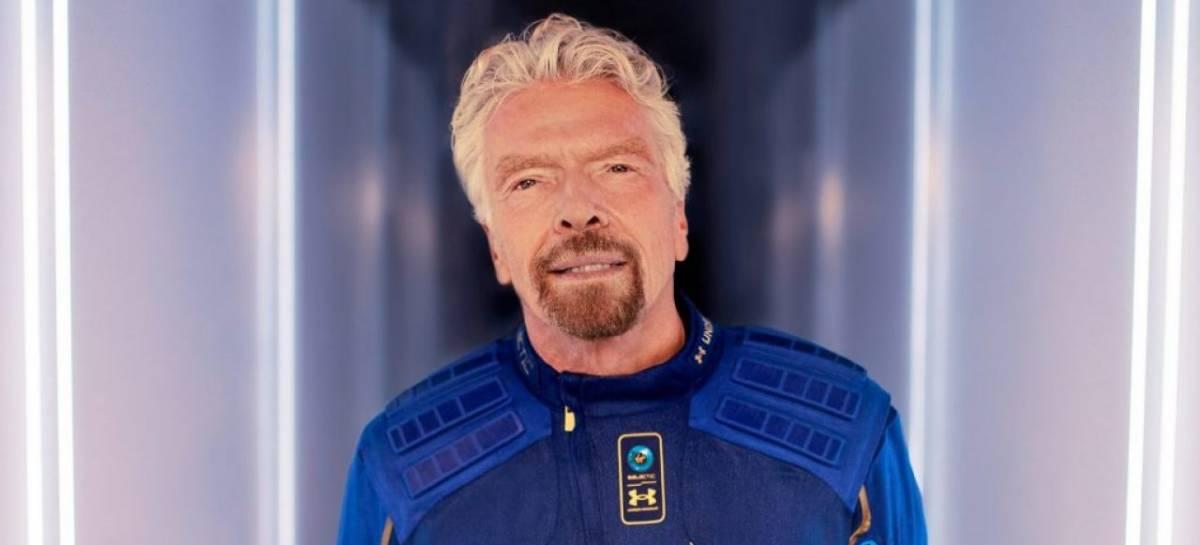 Virgin Galactic: assista ao vivo ao lançamento do foguete com Richard Branson para o espaço