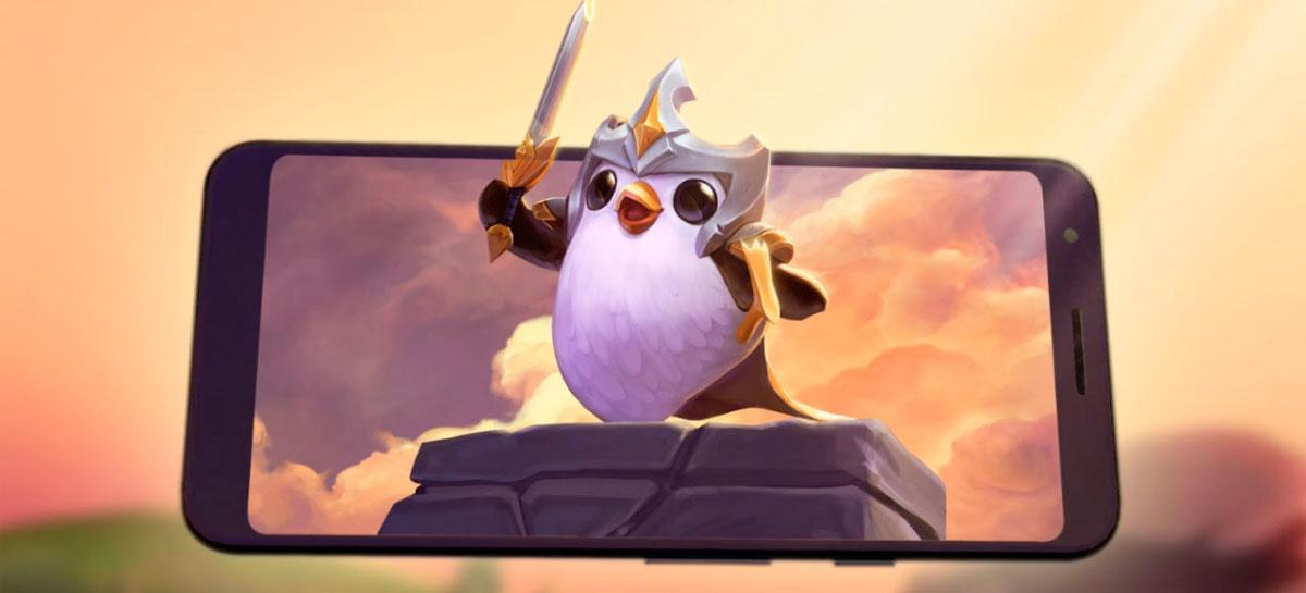 Riot Games lança Teamfight Tactics para Android e iOS