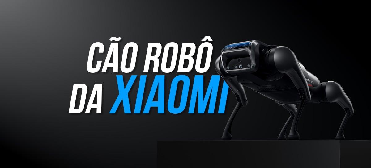 Por que a Xiaomi fez um cachorro robô? Conhecendo o Cyberdog