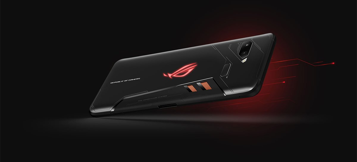 Asus confirma o nome ROG Phone 5 - celular gamer vai pular o 4