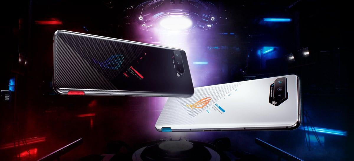ASUS ROG Phone 5 será lançado no Brasil, mas ainda não há data oficial