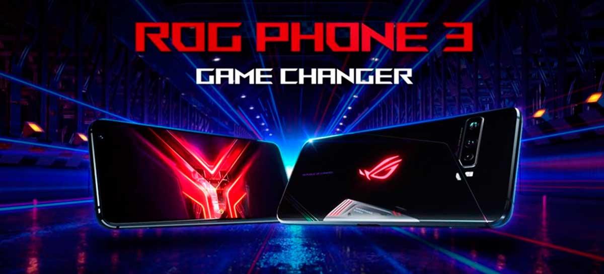 Veja como fazer download de alguns wallpapers para ROG Phone 3