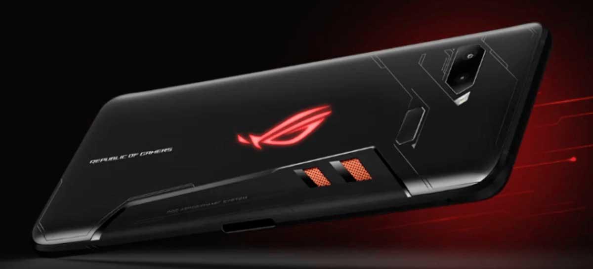 ASUS confirma lançamento do ROG Phone 3 para julho