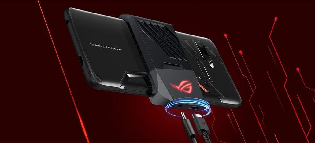 Asus ROG Phone ganha atualização que aperfeiçoa velocidade de foco da câmera