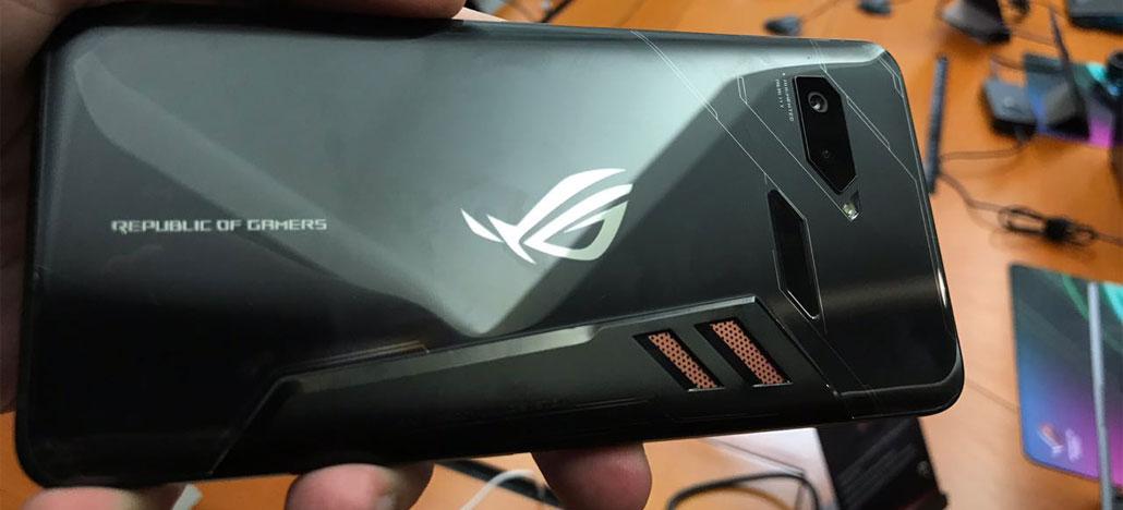 Asus apresenta o ROG phone, seu smartphone focado em games