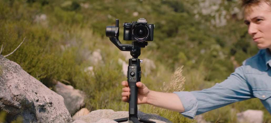 DJI anuncia Ronin-SC, estabilizador gimbal para câmeras mirrorless