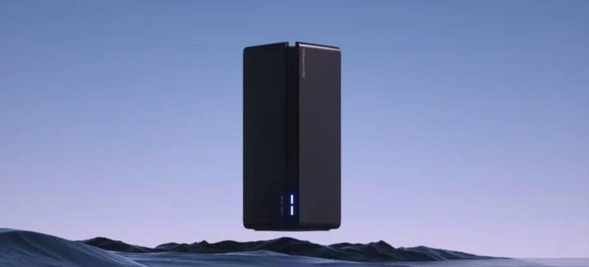 Xiaomi lança Mi Router AX1800, roteador Wi-Fi 6 com design vertical