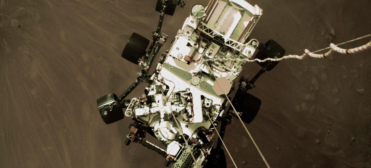 Primeiras imagens em alta qualidade de Marte são divulgadas