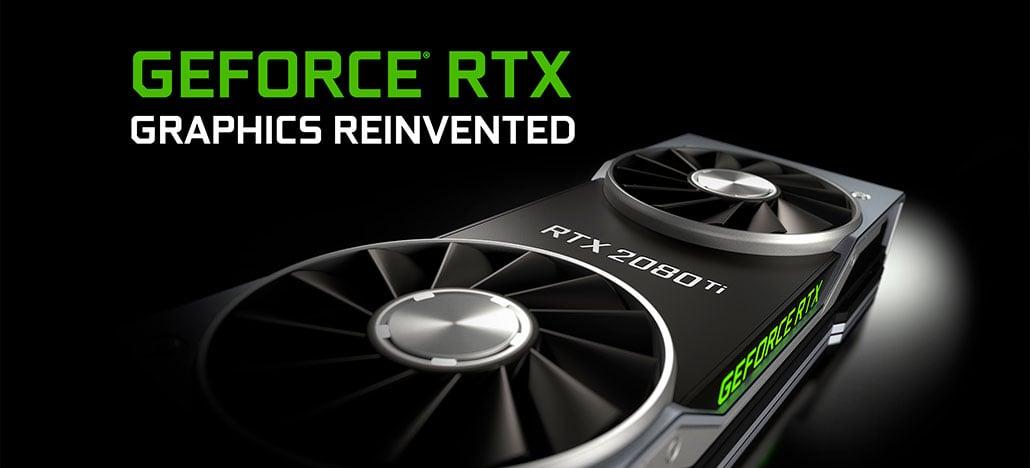 Saem as análises da RTX 2080 e RTX 2080 Ti com testes de performance e comparativos