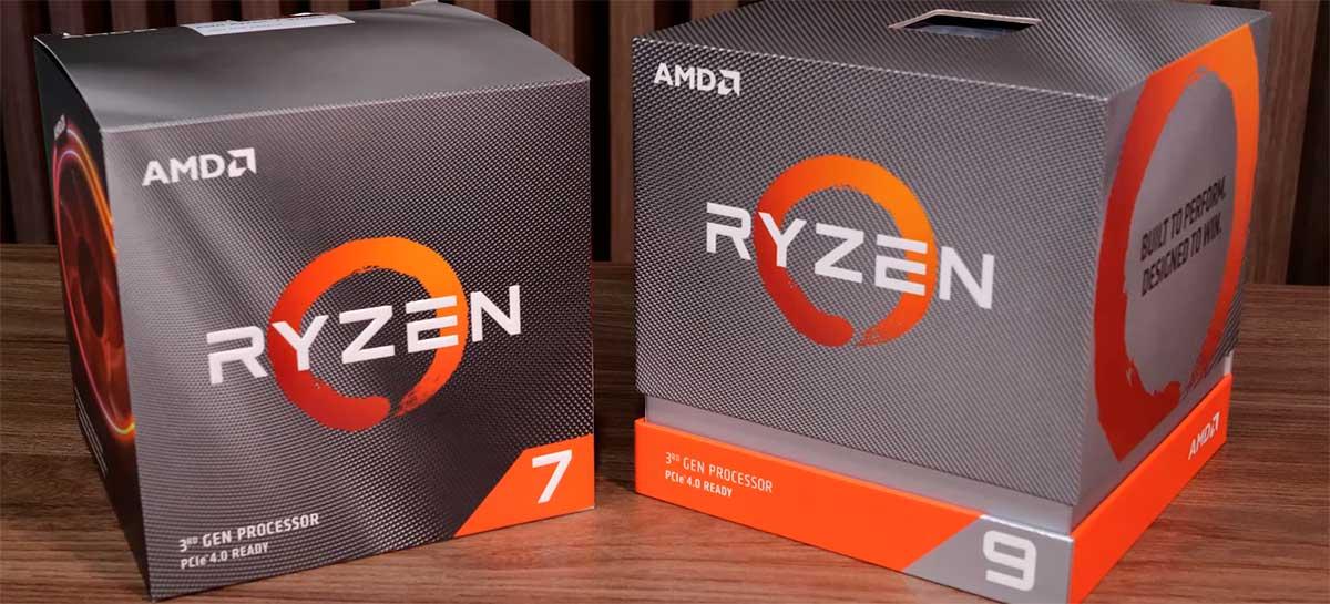 Veja os processadores mais vendidos no Brasil em 2019 - AMD liderou