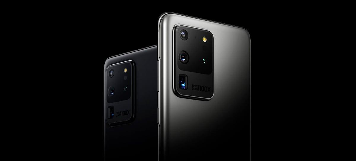 Galaxy S20 recebe atualização do Android antes da linha Google Pixel