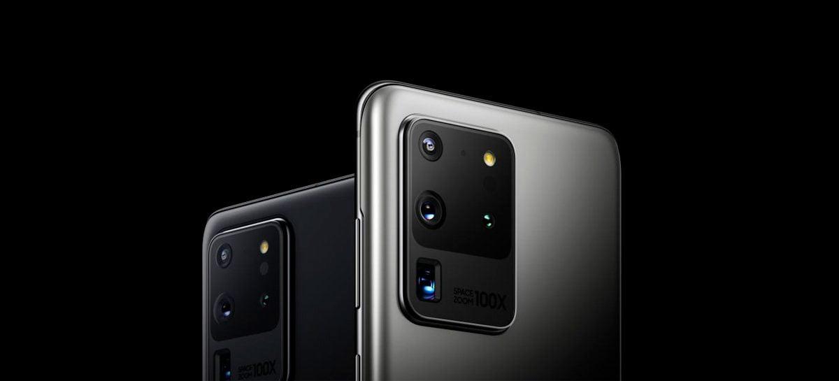 Samsung Galaxy S21 Ultra deve trazer uma lente de 108 MP com foco automático a laser [Rumor]