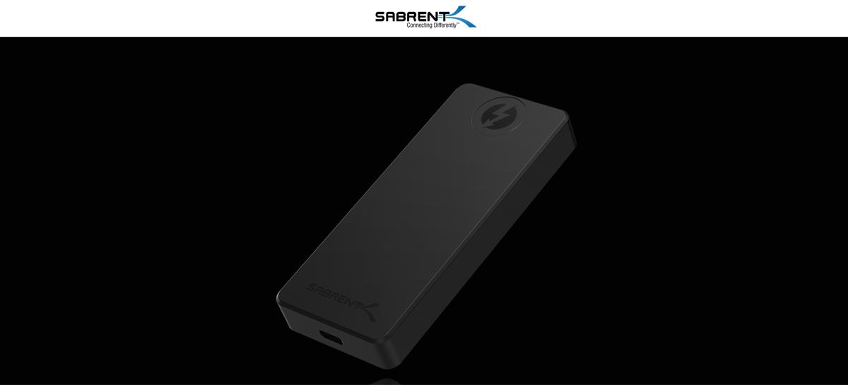 Sabrent Rocket XTRM Q é um SSD portátil com velocidade de até 2.700 MB/s