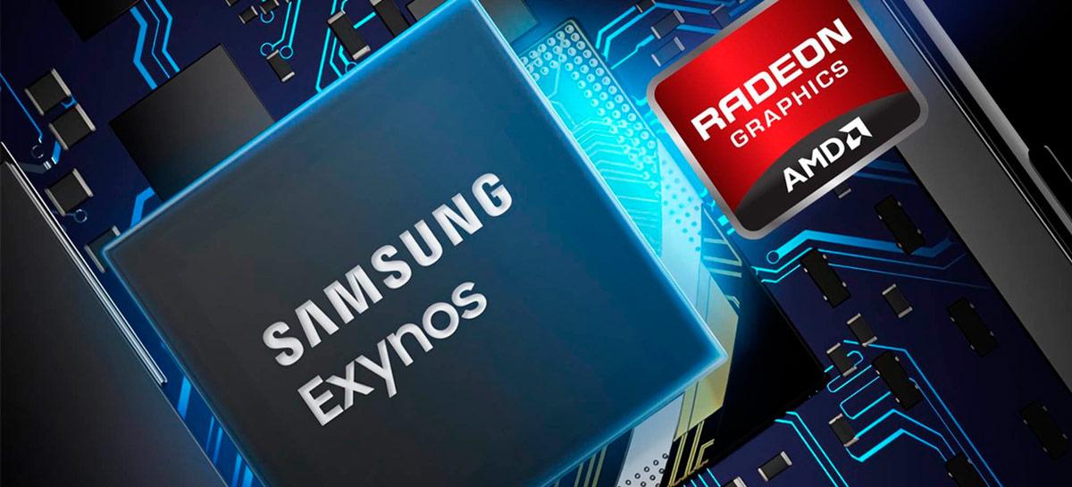 Samsung confirma GPU AMD em seu próximo celular topo de linha