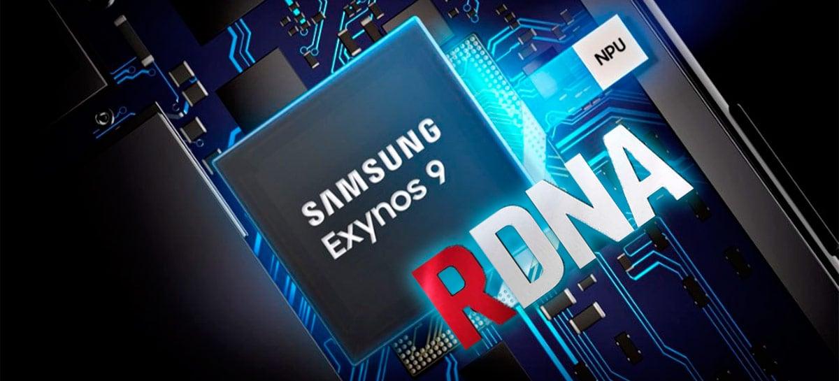 GPU que AMD está fazendo para a Samsung é bem mais rápida que Adreno 650, segundo rumor