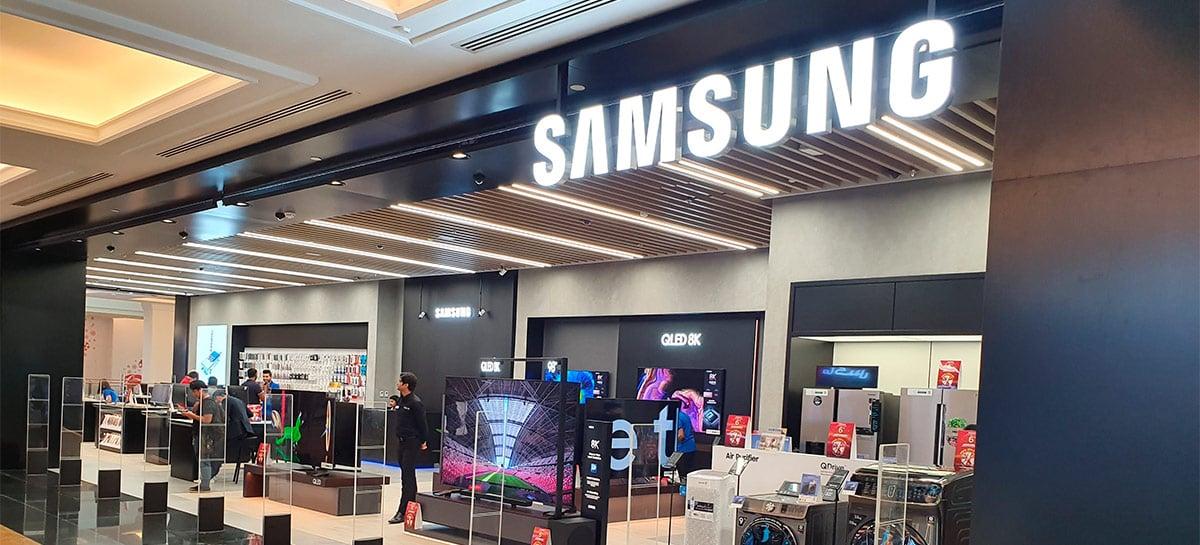 Pesquisa da Samsung detalha interesses em TVs e notebooks nessa Black Friday
