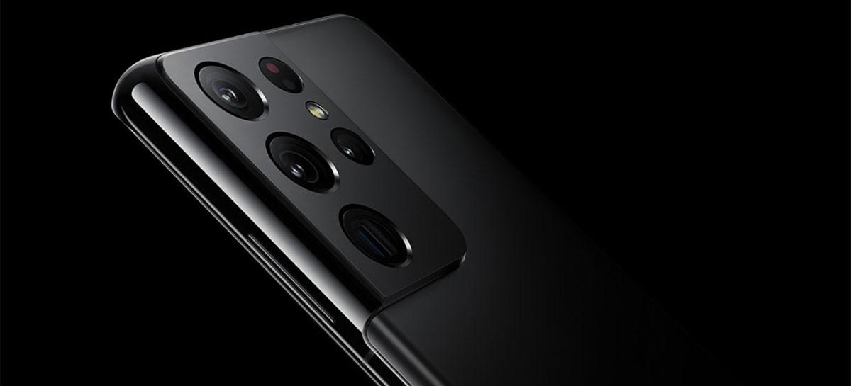 Samsung Galaxy S22 Ultra teria câmera com zoom óptico contínuo [Rumor]