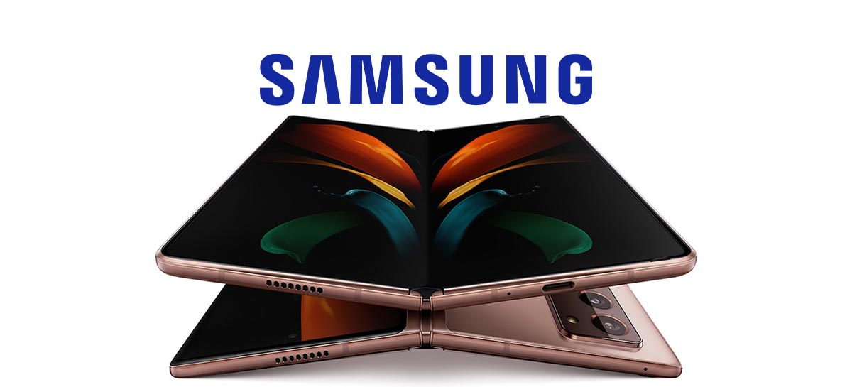 Samsung deve lançar três smartphones dobráveis em 2021