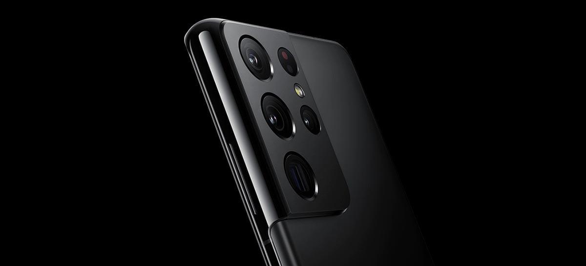 Samsung está corrigindo os problemas das câmeras dos Galaxy S21