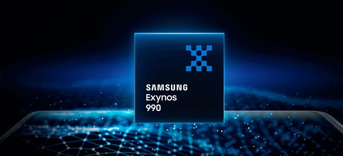 Processadores Exynos sem núcleos customizados pela Samsung estariam se saindo melhor