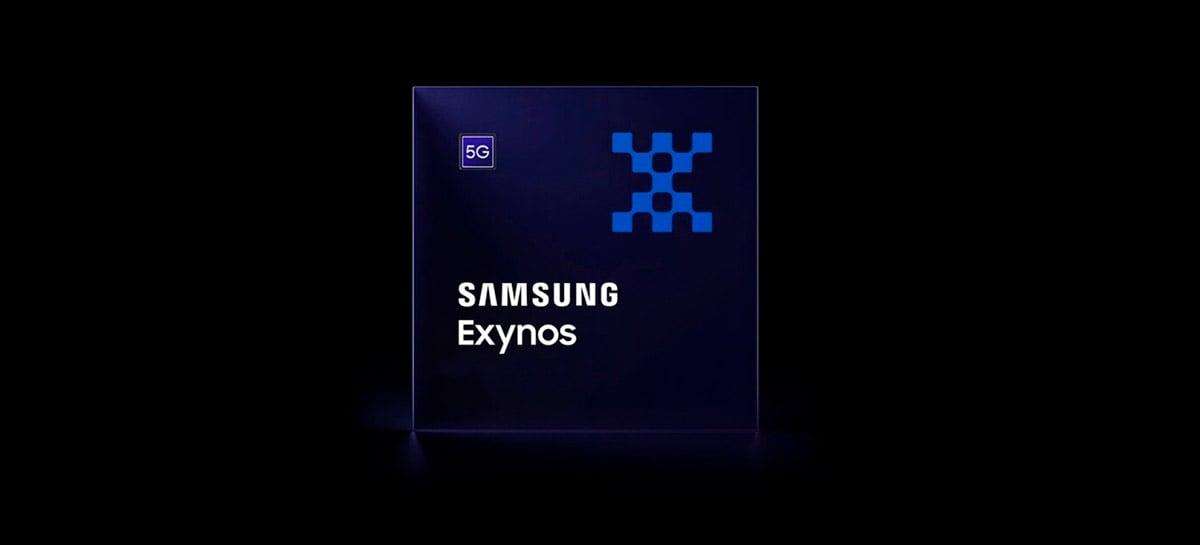 Samsung Exynos com GPU AMD bate A14 Bionic em testes vazados
