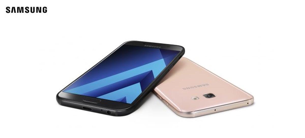 Samsung encerra o suporte para celulares da linha Galaxy A lançados em 2017