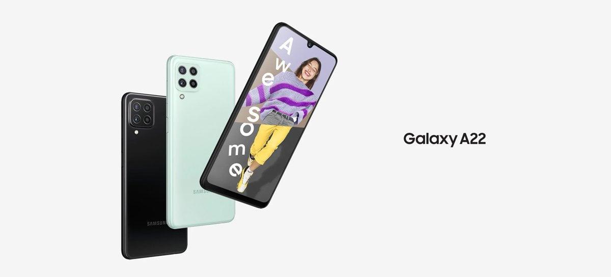 Próximos smartphones da linha Samsung Galaxy A podem ter câmeras ainda melhores