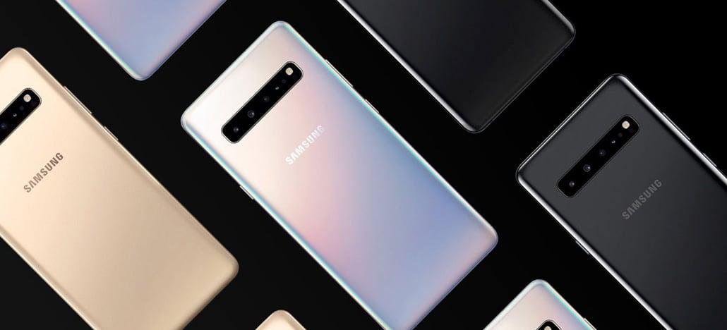 Samsung Galaxy S11 pode ter suporte para captura de vídeo em 8K