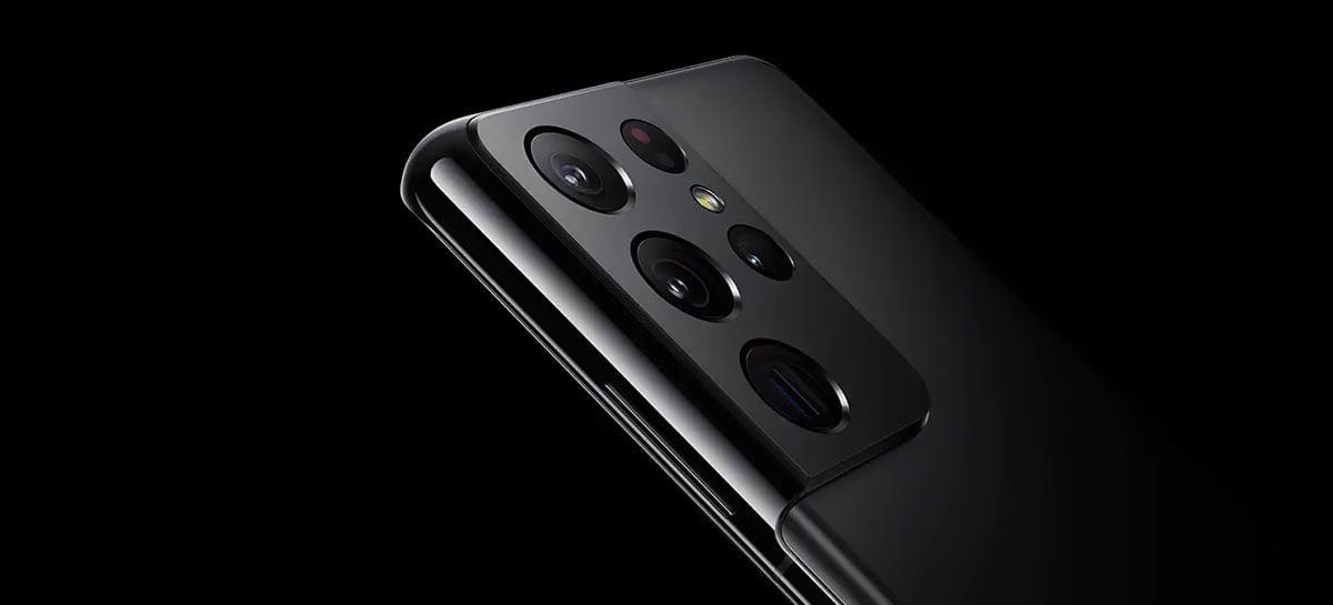 Samsung Galaxy S22 Ultra pode vir com sensor de 108MP e não de 200MP