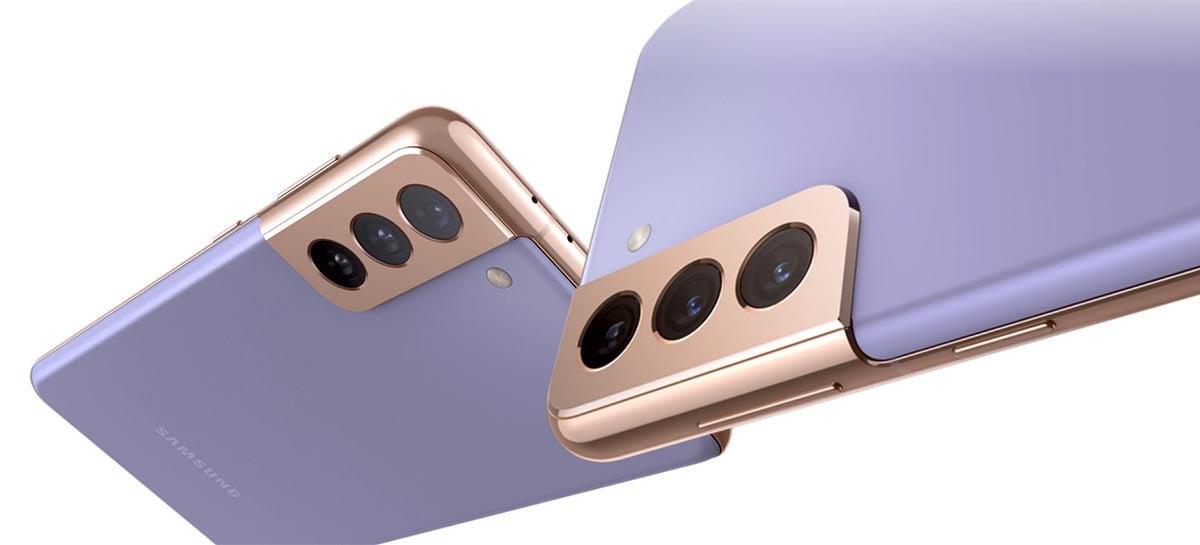 Samsung Galaxy S22 e S22+ poderão ser lançados com baterias menores [RUMOR]