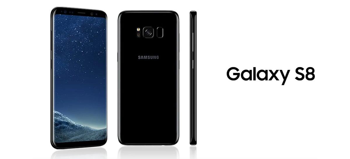Galaxy S8 deixa de ter suporte para atualizações do Android