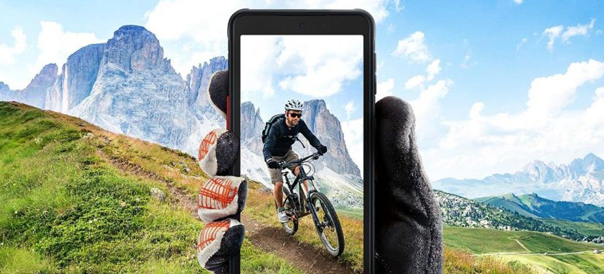 Samsung anuncia o Galaxy XCover 5, seu novo celular com corpo reforçado