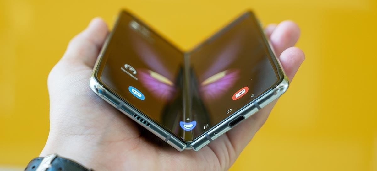 Samsung Galaxy Z Fold 3 e Flip 3 terão certificado IPX8 de resistência à água
