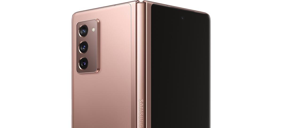Samsung Galaxy Z Fold 3 não terá suporte para gravação de vídeos em 8K