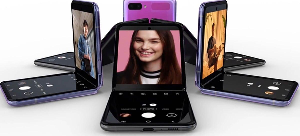 Samsung pode lançar quatro celulares dobráveis em 2021 - dois Fold e dois Flip